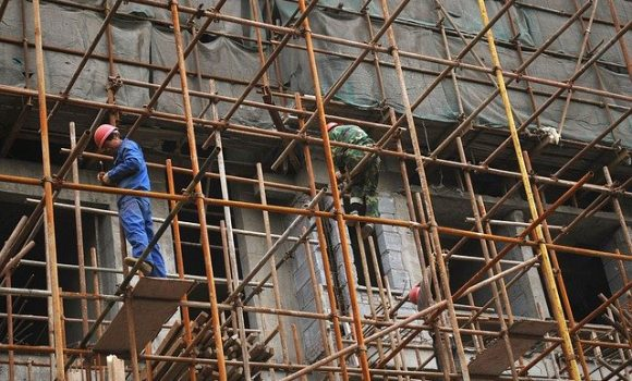 Company fined after scaffolding collapsed